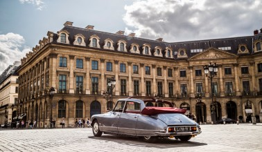 The Beaucoup de Bordeaux City Drive - detailed description
